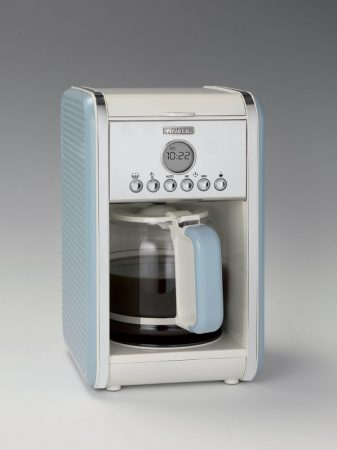 Ariete 1342.GR Vintage filteres kávéfőző, pasztell zöld