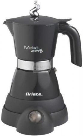 Ariete 1358.BK Mokina Nera mokka kávéfőző, fekete