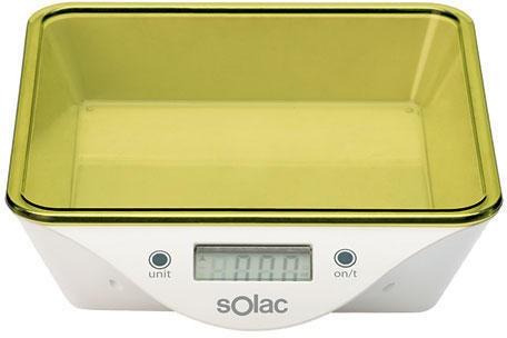 Solac BC 6260 Tálas konyhamérleg