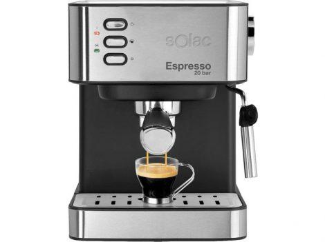 Solac CE 4481 Eszpresszó kávéfőző 20BAR