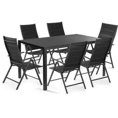 Fieldmann Charlotte 6 Kerti bútor szett
