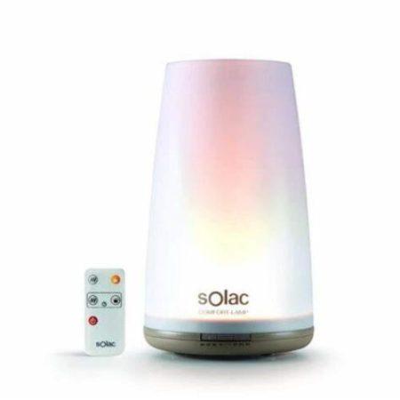 Solac HU 1065 Ultrahangos párásító comfort-lámpa aromatherápiával