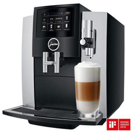 JURA S8 Silver Automata kávéfőző