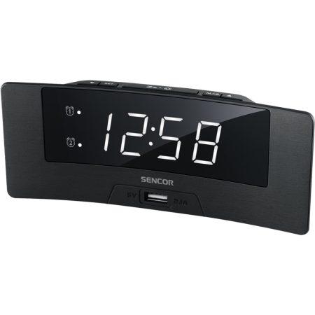Sencor SDC 4912 Digitális ébresztőóra
