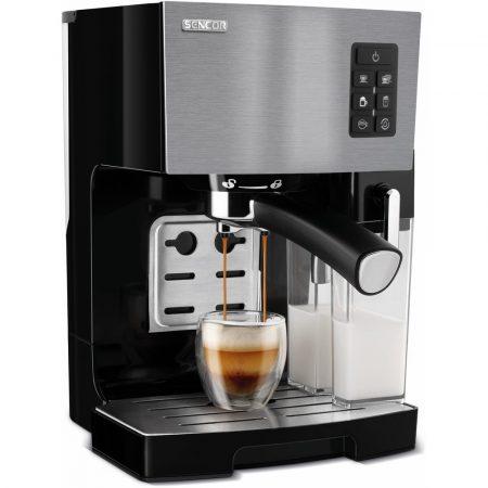 Sencor SES 4050SS Félautómata kávéfőző