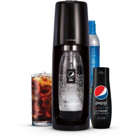 Sodastream SPIRIT BLACK PEPSIMEGAPACK