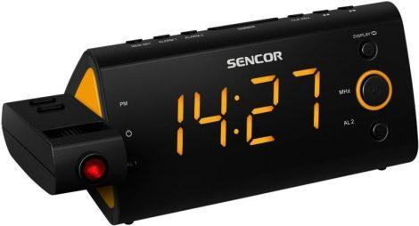 Sencor SRC 330 OR Rádiós ébresztőóra