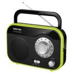 Sencor SRD 210 BGN Hordozható rádió