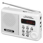 Sencor SRD 215 W Hordozható rádió