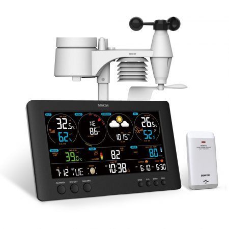 Sencor SWS 12500 Professzionális meteorológiai állomás WIFI