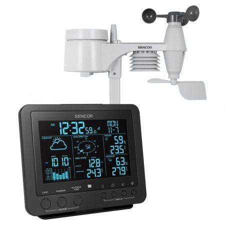 Sencor SWS 9700 Időjárás állomás