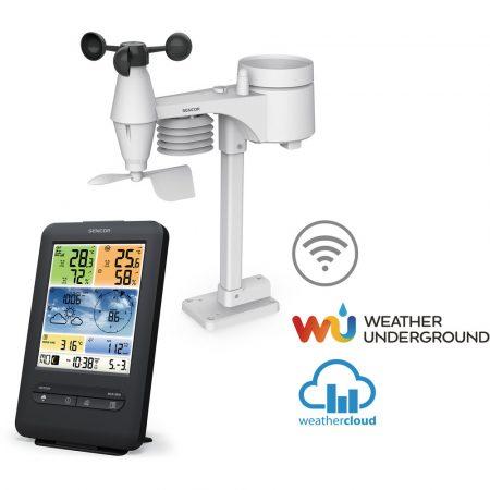 Sencor SWS 9898 Professzionális meteorológiai állomás WIFI